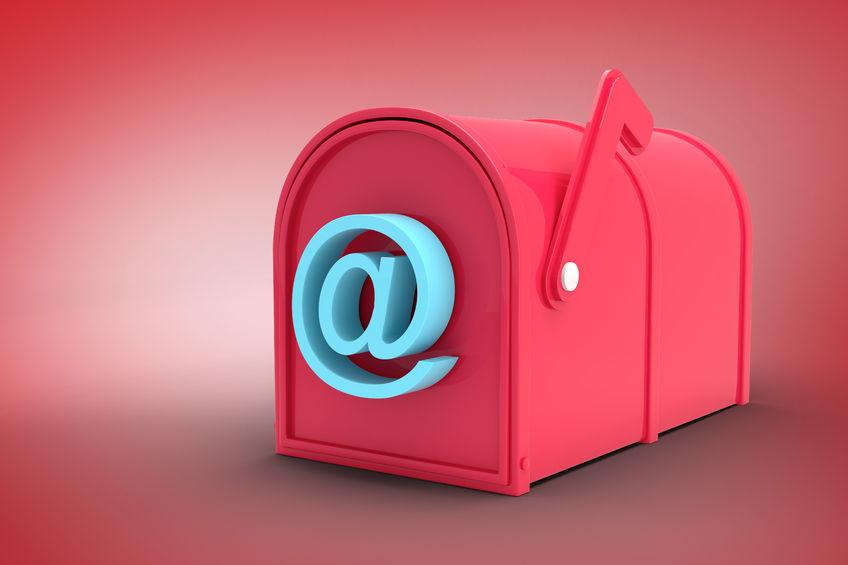 電子メールポスト